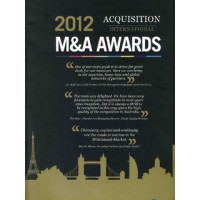 Acquisition International M_A Awards 2012
