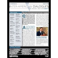 Inter-American Dialogue: Bernard Pallais