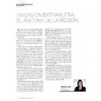 Foreign Investment, the  Region's anchor