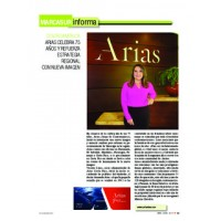 MarcaSur. Arias celebrates 75 years and Strengthens Regional Strategy with New Image