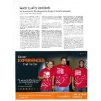 Business. Water quality standards
