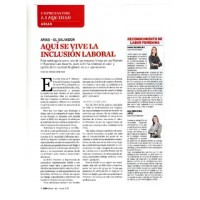 Estrategia y Negocios: We live here the labor market inclusion