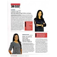 El Economista: 39 women leading the region