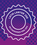 ARIAS, A RECOMMENDED LAW FIRM BY LATIN LAWYER 250 - 2019